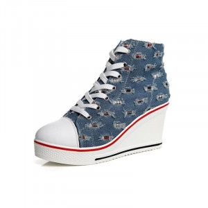 Fashion Shoes FT800 Wedges Sneakers
